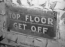 Top Floor: Get Off!