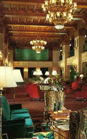 Royal York's Lobby