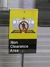 Non Clearance Area